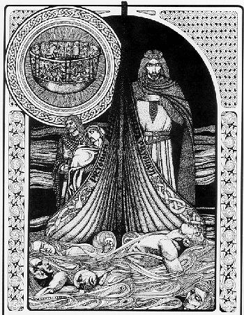 an introduction to the history of charlemagne king of the franks Charlemagne was king of the franks (768–814) and the lombards (774–814) on christmas day 800, pope leo iii (795–816) crowned him emperor of the romans, and.
